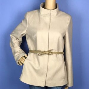 Banana Republic Belted Cold Weather Jacket NWOT